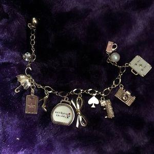 Kate Spade New York Charm Bracelet